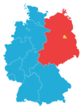 Reunification of Germany 3 October 1990