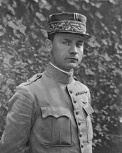 Milan Rastislav Štefánik, official photo taken after bestowing the general rank in summer 1918