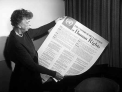 Eleanor Roosevelt and The Declaration of Independence